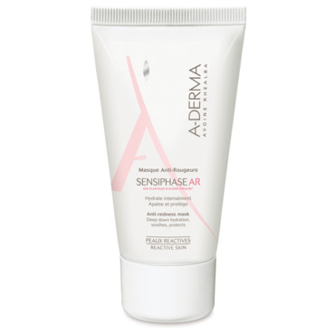 Masque antirougeur tube 50 ml A-Derma