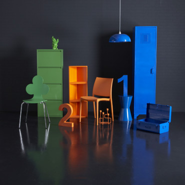 Le mobilier pour enfants Happy Colors de AM.PM.
