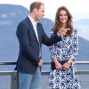 Kate Middleton et le prince William aux Blue Mountains le 17 avril 2014