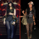 Rihanna VS Nicole Scherzinger le match mode