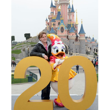 Claude François Jr 20 ans Disneyland Paris