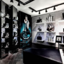 Boutique Karl Lagerfeld ouverte à Paris, les photos