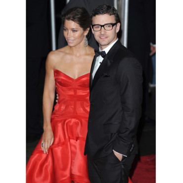 Justin Timberlake et Jessica Biel