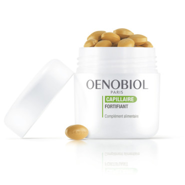 Oenobiol capillaire fortifiant à 17,90 euros