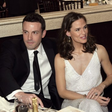 Ben Affleck couple
