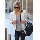 Star et son sac - Kate Moss et son Longchamp