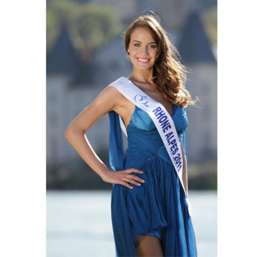Miss France 2012 Miss Rhone Alpes 2011