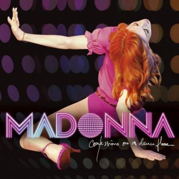 "Madonna ""Confessions on the dance floor"""