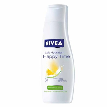 Lait hydratant Happy Time 4,55e