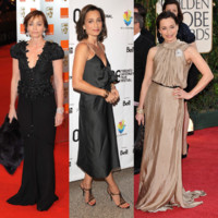 Les plus beaux tapis rouges de Kristin Scott Thomas