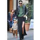 Miranda Kerr et son look rock