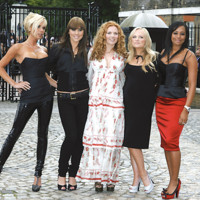 Photo : Le retour des Spice girls