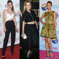 La tendance top cropped : les stars en sont folles !