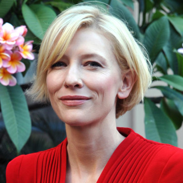 Cate Blanchett et ses cheveux courts