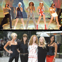 Photo : Les Spice girls