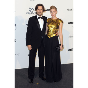Gala Amfar Fashion Week Milan Eva Riccobono