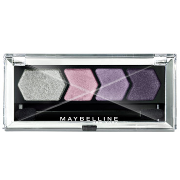 Maquillage violet : Maybelline Eyestudio Diam Purple