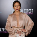 Vernis à ongles de stars Jennifer Lopez What to Expect when you're expecting premiere mai 2012
