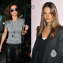 Tendance style GI Girl ou College Girl Cheryl Cole et Alessandra Ambrosio