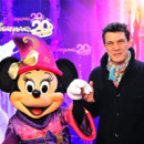 Marc Lavoine 20 ans Disneyland Paris