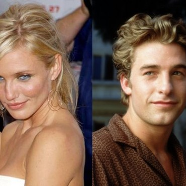 people : Cameron Diaz et Scott Speedman