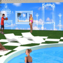 Secret Story : le jardin en 3D