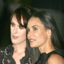 Demi Moore et Rumer Willis à la première du film Sorority Row à Hollywood en 2009