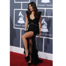 Lea Michele en Pucci aux Grammy Awards 2011
