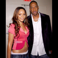 Photo : Jay-Z et sa protge Rihanna
