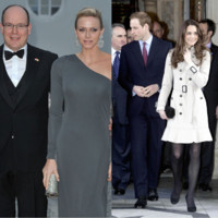 Mariages royaux : Kate Middleton VS Charlene Wittstock