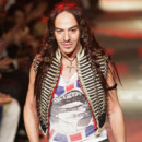 John Galliano dfil Galliano homme hiver 2008