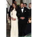 Kate Middleton en Roland Mouret