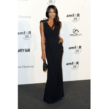 Gala Amfar Fashion Week Milan Jeanene Fox