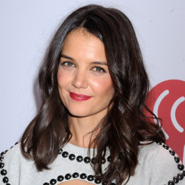 KAtie Holmes au Z100 Jingle Ball 2013 au Madison Square Gardens le 13 décembre 2013