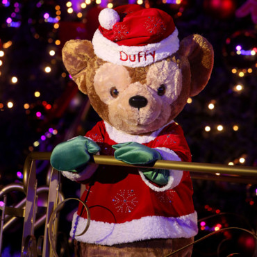 L'ours Duffy, l'ami de Mickey et Minnie