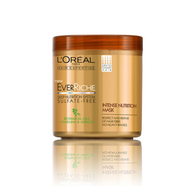 Masque EverRiche L'Oréal Paris à 9,90 euros