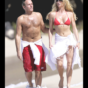 People : Nicollette Sheridan et Michael Bolton