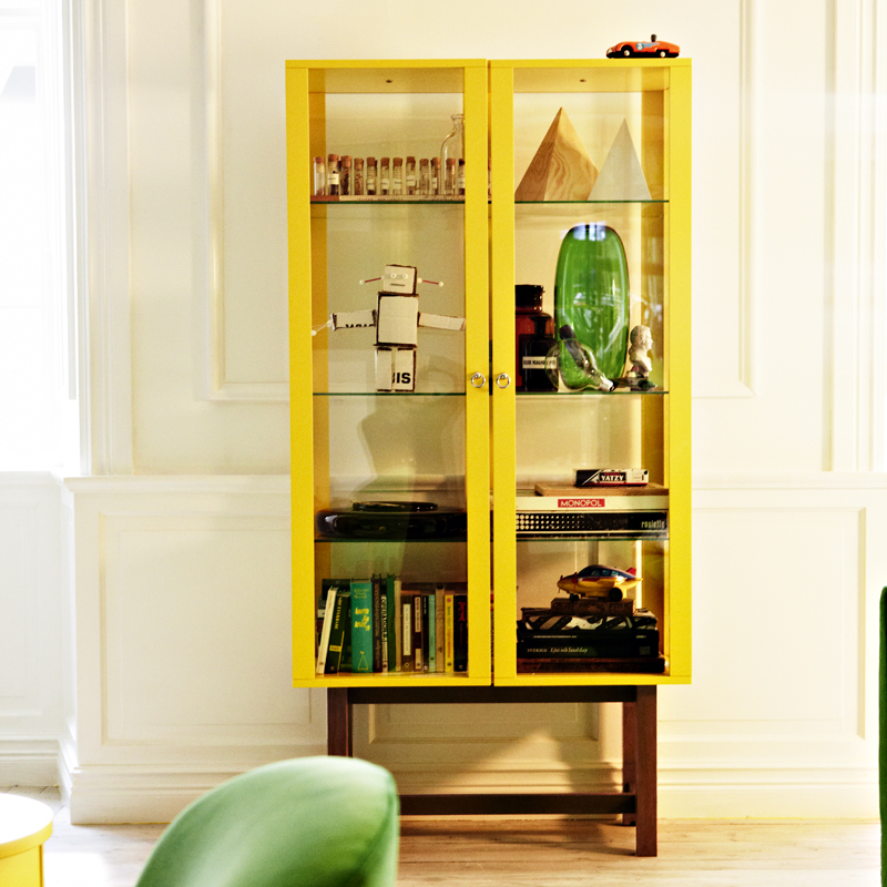 Ikea une collection printemps t 2013 100 scandinave - Meuble vitrine ikea ...