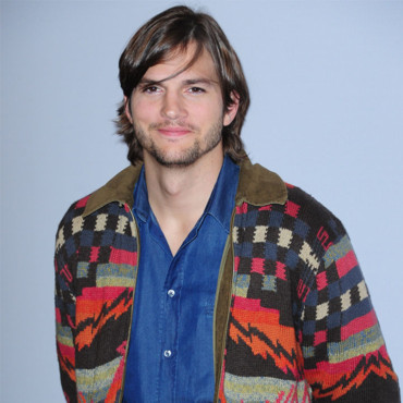 Ashton Kutcher flop mode