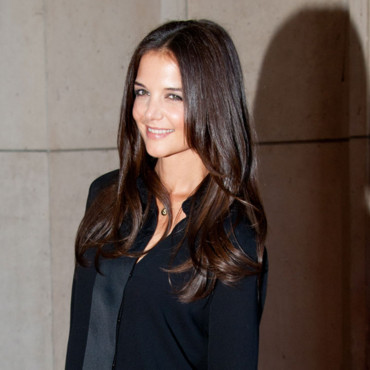Katie Holmes maquillage healthy