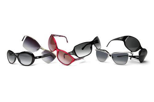 Lunettes Madonna collection