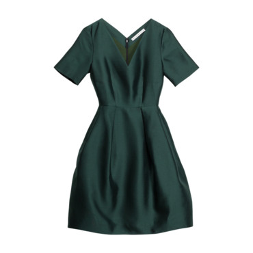 Robe verte &Other Stories 125 euros