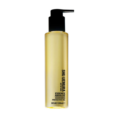 Essence Absolue Art of Hair à l'huile de Camélia, Shu Uemura (150ml, 48€)