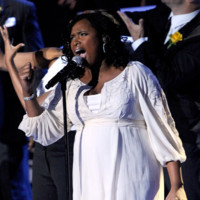 Photo : Jennifer Hudson rend hommage à Michael Jackson