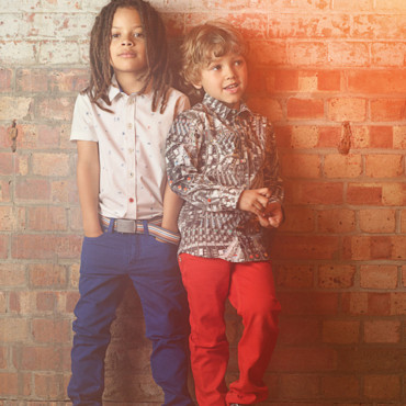 Les looks garçons Paul Smith Junior