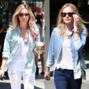 Le retour de la chemise en jeans Ashley Tisdale Kate Bosworth