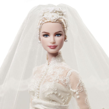 Barbie : la poupée de collection Grace Kelly