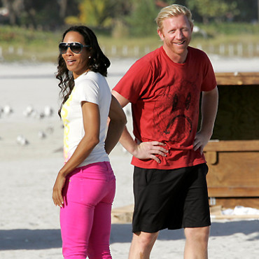 People : Boris Becker