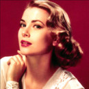 Grace Kelly à Londres non datée