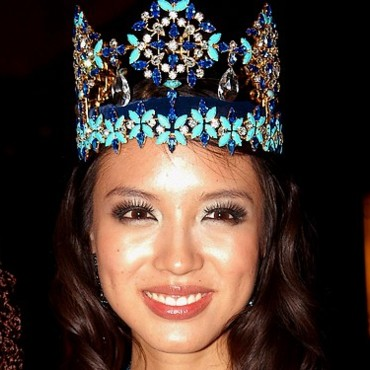 People : Zhang Zilin, Miss Monde 2007